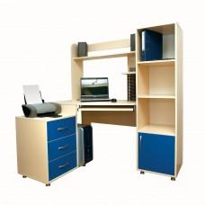 Комп'ютерний стіл «Ніка 36» Колір «Дуб Сонома, світлий»